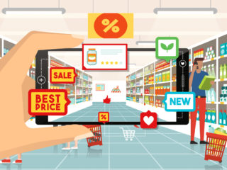 The shopper marketing person
